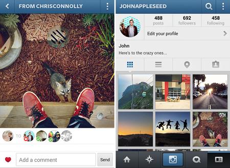 دانلود Instagram 6.18.0 – اینستاگرام اندروید - آریا موبایلسیستم عامل مورد نیاز: اندروید 2.3 و بالاتر ...