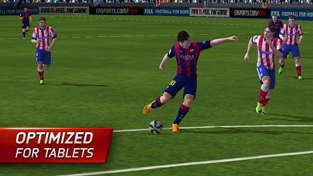 دانلود فيفا 2015 FIFA 15 Ultimate Team براي اندرويد