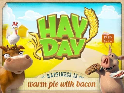 دانلود Hay Day v.1.23.250 – بازی مزرعه داری هی دی اندروید