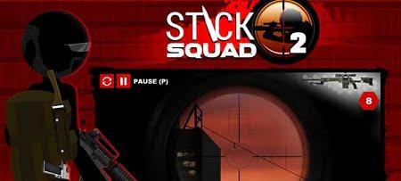 Stick Squad 2 - Shooting Elite