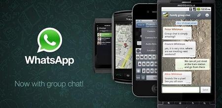 دانلود WhatsApp Messenger 2.12.71 – مسنجر واتساپ اندروید