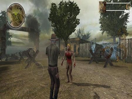 دانلود بازی کشتار زامبی Zombie Fortress Dino برای اندروید