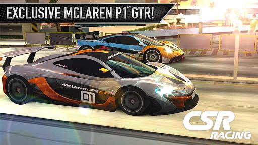 دانلود بازی مسابقات اتومبیل رانی CSR Racing برای اندروید