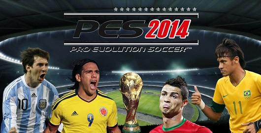 PES-2014 for java- ariamobile.net