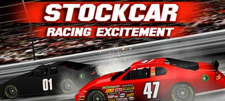 Stock Cars Racing Speedway