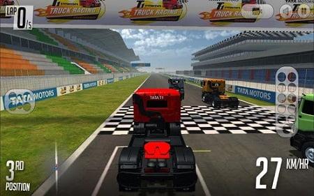 دانلود بازي مسابقات کاميون Tata T1 Prima Truck Racing براي اندرويد