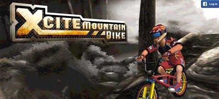 دانلود بازي دوچرخه سوار کوهستان Xcite Mountain Bike براي اندرويد