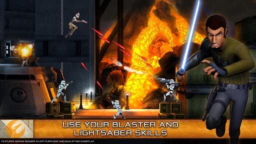 دانلود Star Wars Recon Missions 1.0.0 بازی جنگ ستارگان برای اندروید
