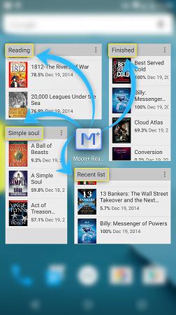 دانلود Moon+ Reader Pro 3.0.5 – نرم افزار مون ریدر کتابخوان اندروید
