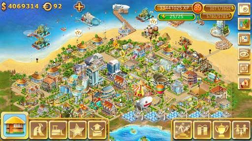 دانلود Paradise Island 2.12 – بازی جزیره بهشت اندروید