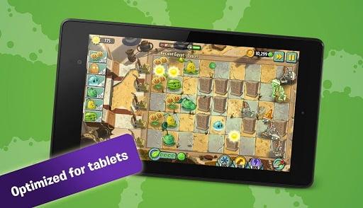 دانلود Plants vs. Zombies 2 v3.3.4 HD بازی زامبی گیاه خوار برای اندروید