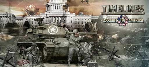 دانلود Timelines: Assault on America – بازی حمله به آمریکا اندروید