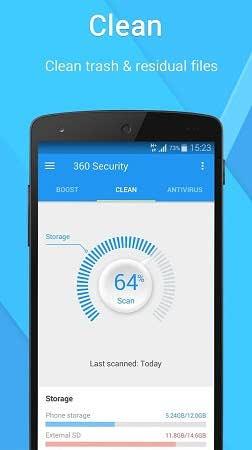 دانلود a 360 Security 3.2.1 – انتی ویروس قدرتمند اندروید