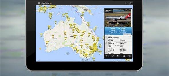 دانلود Flightradar24 – Flight Track 6.3.1 – اپلیکیشن نمایش اطلاعات پرواز