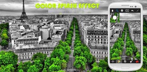 دانلود Color Splash Effect Pro 1.7.2 – اپلیکیشن زیبا کردن تصاویر اندروید