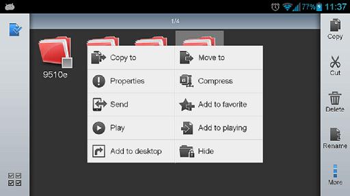 دانلود ES File Explorer File Manager فایل منیجر اندروید