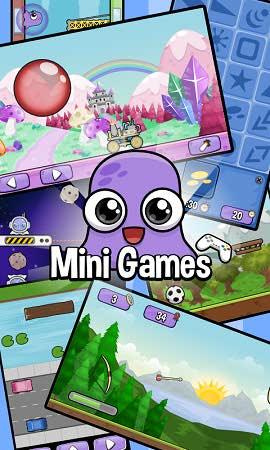 دانلود بازی حیوانات خانگی Moy 3 برای اندروید