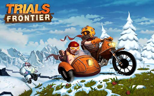دانلود Trials Frontier 3.2.2 – بازی موتور تریل اندروید
