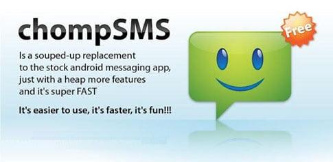 دانلود chomp SMS 6.46 Donate – برنامه مدیریت حرفه ای پیامک های اندروید