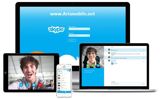 دانلود 4.13 Skype – نرم افزار تماس تصویری رایگان اسکایپ
