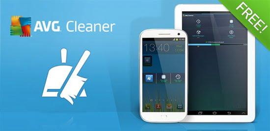 دانلود AVG Cleaner & Battery booster 2.3.1 – نرم افزار بهینه ساز اندروید
