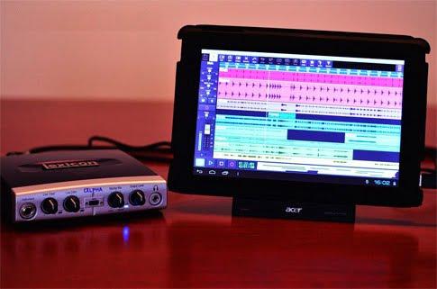 دانلود Audio Evolution Mobile DAW 3.6.8 – نرم افزار ضبط و ویرایش صدا اندروید