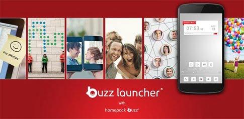 دانلود Buzz Launcher 1.7.1.05 – لانچر زیبای باز برای اندروید