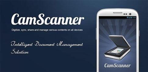 دانلود CamScanner 3.7.1.20150505 – نرم افزار اسکنر قدرتمند اندروید