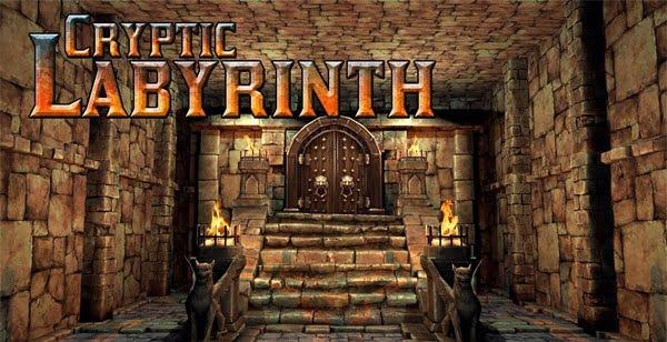 دانلود Cryptic Labyrinth 1.2 – بازی ماجراجویی دخمه مرموز برای اندروید