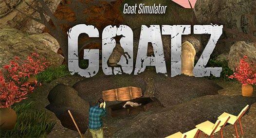 دانلود Goat Simulator GoatZ 1.0.3 – بازی شبیه ساز بز برای اندروید