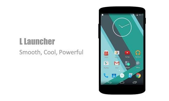 دانلود L Launcher PRO – Lollipop Launcher 1.96 – لانچر اندروید
