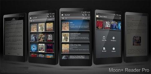 دانلود Moon+ Reader Pro 3.0.7 – اپلیکیشن کتابخوان مون ریدر اندروید