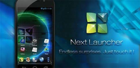 دانلود Next Launcher 3D Shell 3.21.0 – لانچر سه بعدی نکس برای اندروید