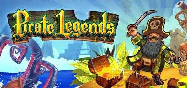 دانلود Pirate Legends TD 1.3.12 – بازی دفاعی افسانه دزد دریایی برای اندروید