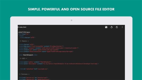 دانلود Turbo Editor PRO 2.0.1 – نرم افزار ویرایشگر متن اندروید