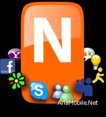 برنامه مسنجر موبایل  Nimbuzz v2.04 S60v3