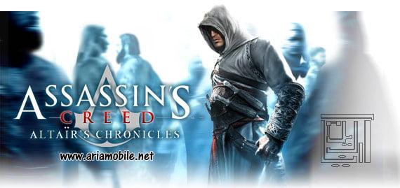 دانلود بازی Assassin's Creed: Altair's Chronicles HD – آندروید و آی او اس و سیمبین^3