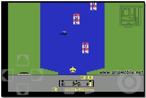 بازی Ataroid – بازی هواپیما آتاری برای آندروید