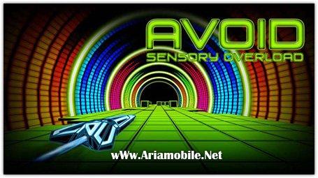 بازی Avoid – Sensory Overload v1.0.1 – آندروید