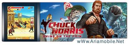 بازي جديد Chuck Norris در سبک مبارزه اي با فرمت jar