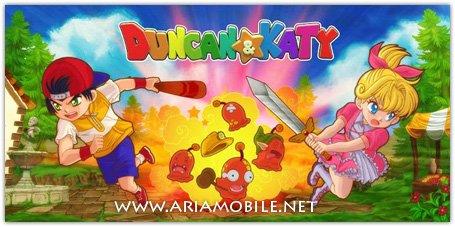 بازی دانکن و کتی Duncan and Katy v1.05-آندروید