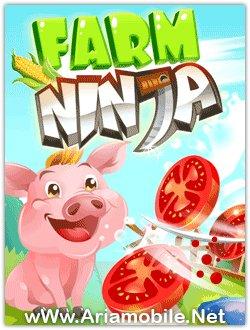 بازی مزرعه نینجا Farm Ninja- جاوا