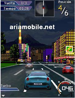 بازی مسابقه ماشین Ferrari GT 2