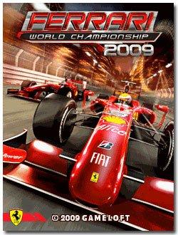 بازي Ferrari World Championship 2009 جاوا