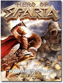 بازي جديد موبايل Hero Of Sparta به صورت جاوا