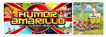 بازي  زيبا و سرگرم کننده Humor Amarillo تحت جاوا