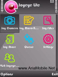 افزایش کیفیت عکس دوربین های نوکیا سری 60 ورژن 3 با Joyeye Lite v1.0.3