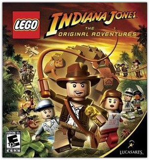 بازي Lego Indiana Jones با فرمت Jar جاوا