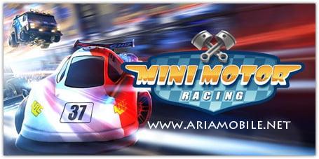 بازی مسابقات ماشین کنترلی Mini Motor Racing v1.7.1 – آندروید