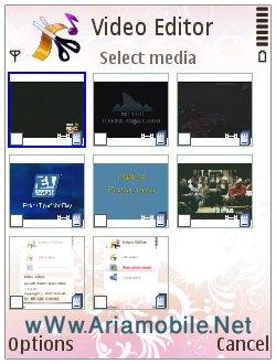 ساخت و ويرايش ويدئو در موبايل با Mobile Video Editor 1.1.0.31